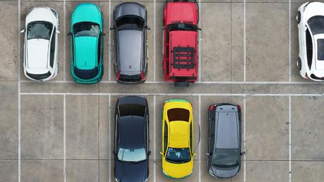 Parking lots might soon be a thing of the past. Picture: iStock