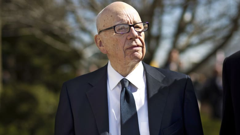 Rupert Murdoch's News Corp will take aim at Google and FacebookPhoto: Supplied