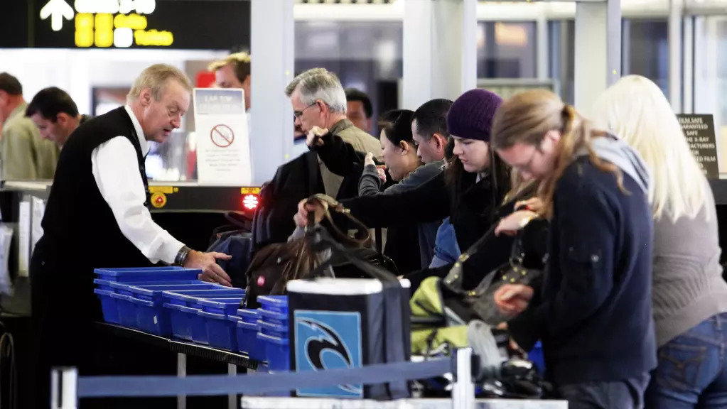 The security upgrade will significantly change how passengers pass through the country's airports.   Photo: Paul Rovere