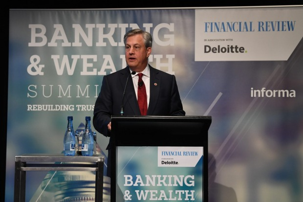 Westpac CEO Brian Hartzer says start-up investments have positioned the bank to benefit from the rapid technology and data-driven changes in its core markets.Peter Braig