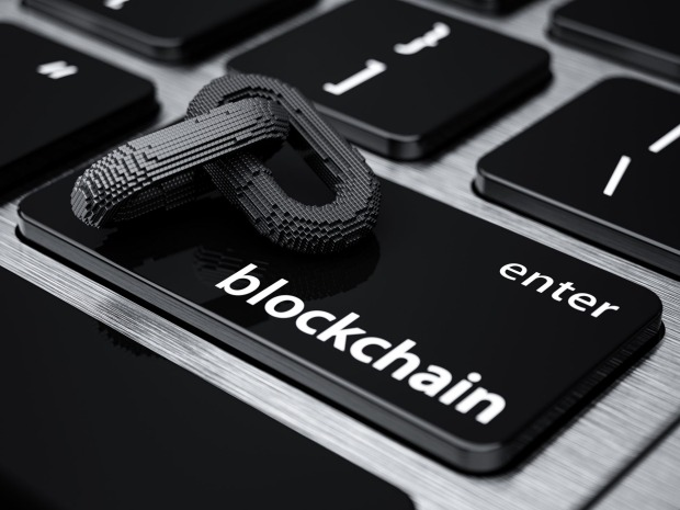 Blockchain is being tested by Chinese tech giants including Alibaba, Baidu, JD and Tencent. The Wangxiang 4th Global Blockchain Summit takes place this week in Shanghai.Shutterstock.com