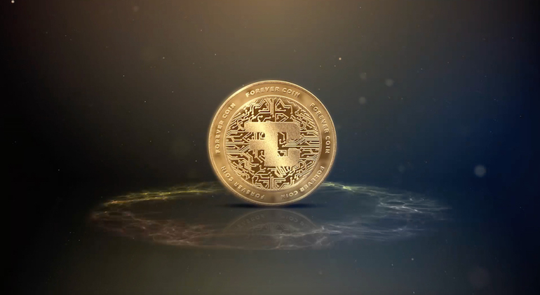 Forever Coin digital tokens rely on blockchain technology.