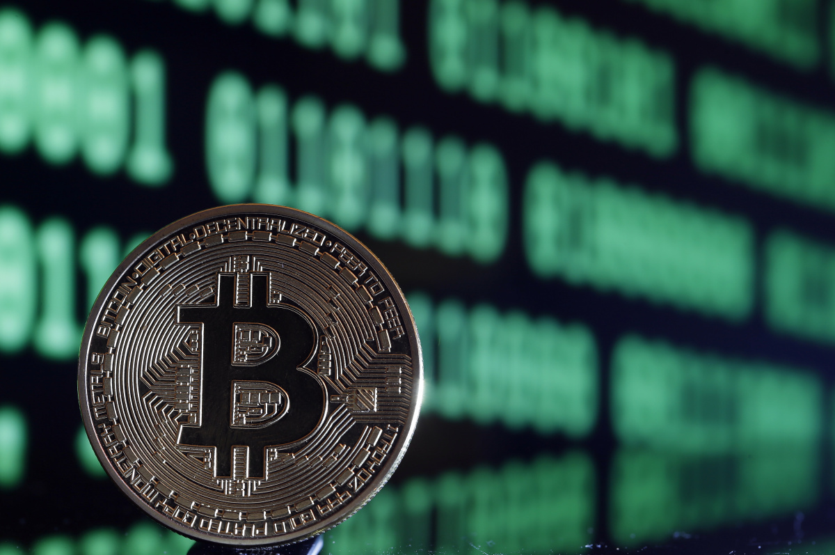 Experts say that buying in cryptocurrency will become more common. Photo: Getty