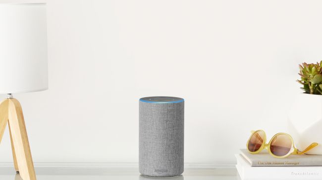 Amazon's Echo now comes in a range of colors – and has Alexa built in  (Image credit: Amazon)