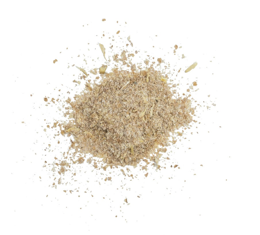 - FlourGrain is ground into powder to make flour. Flour and silage are mixed together to feed the cows.