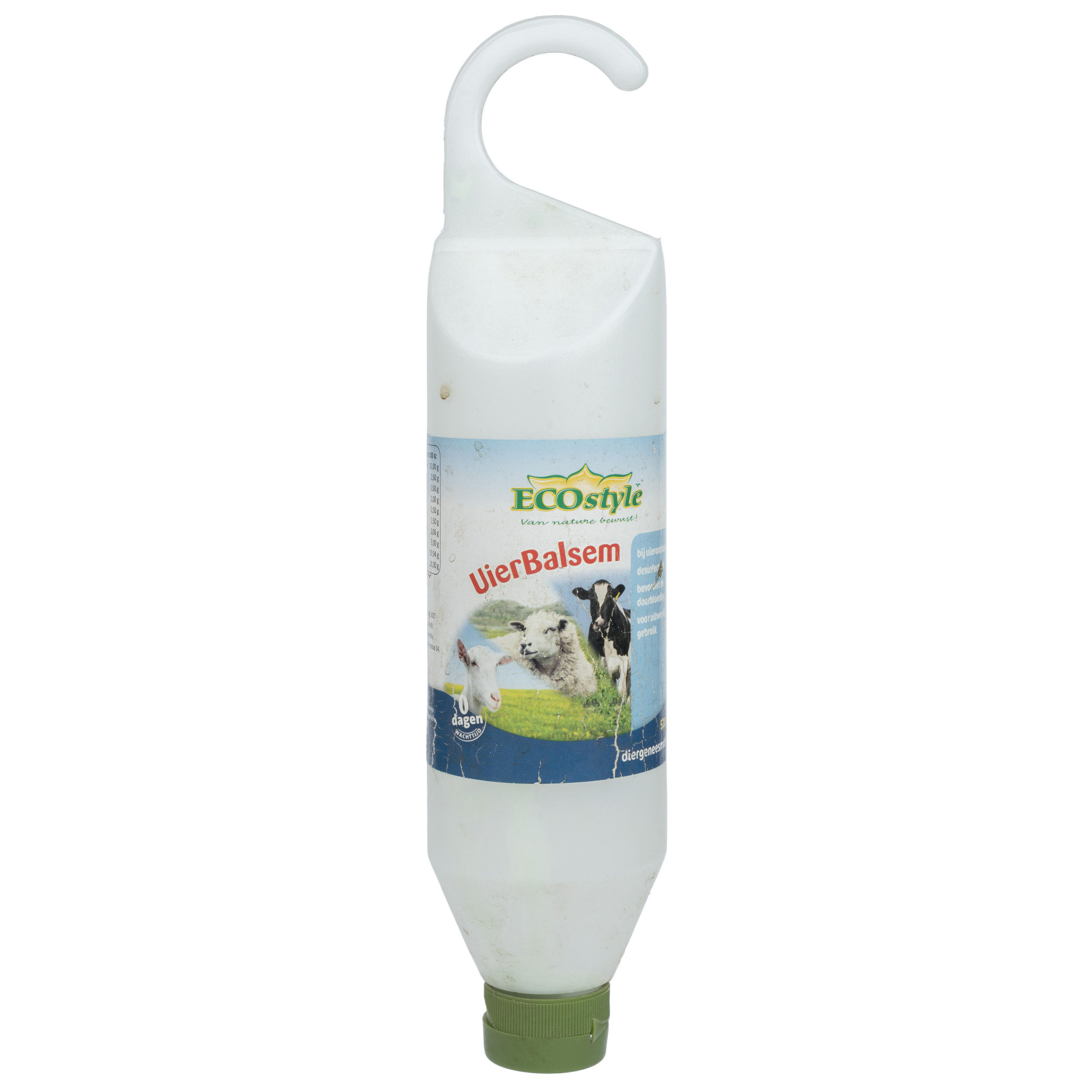 - Udder BalmA soothing balm against mastitis or other udder problems. It stimulates the blood flow.
