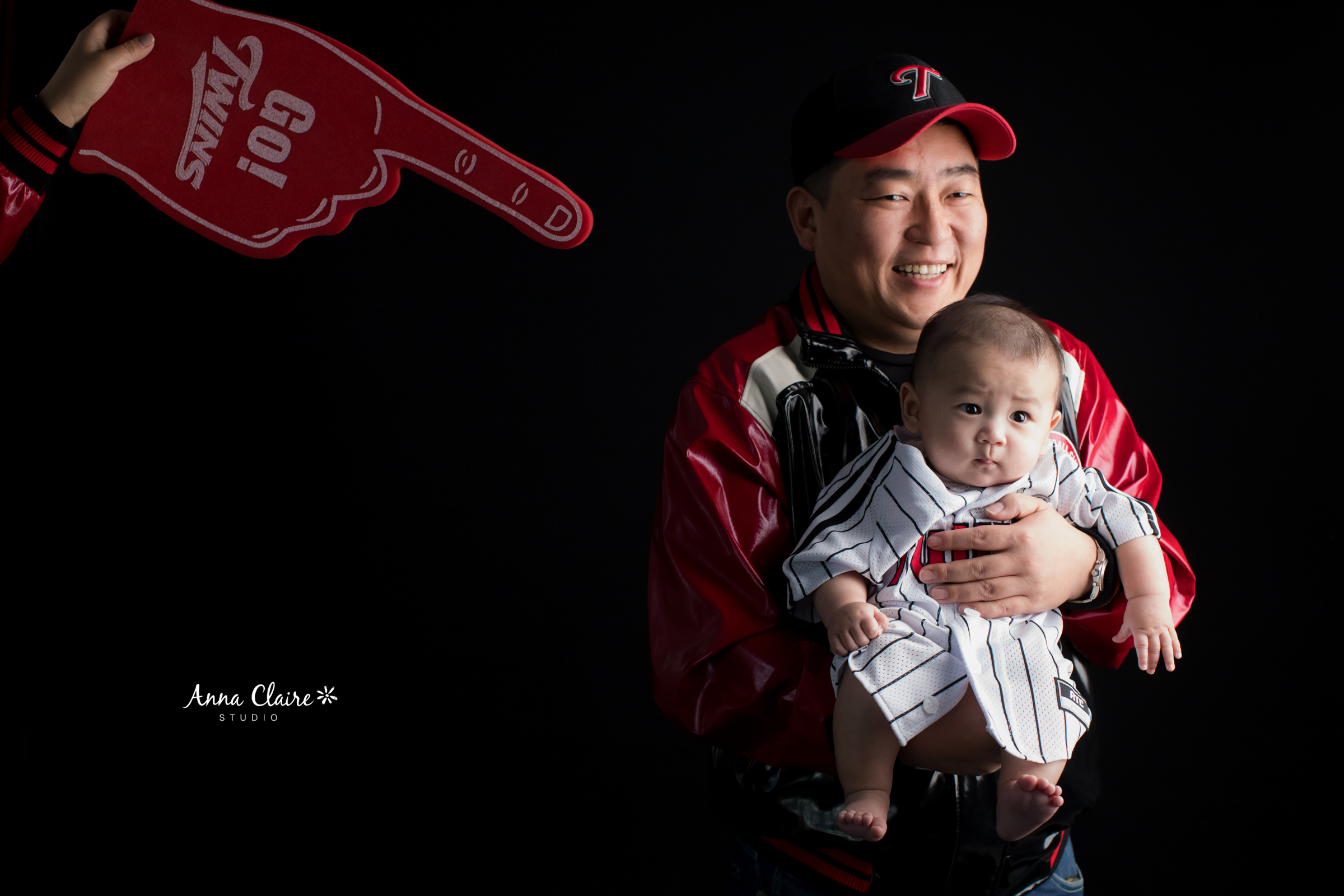 3 months old boy photo by AnnaClaire Studio 悉尼百日照 AnnaClaire Studio