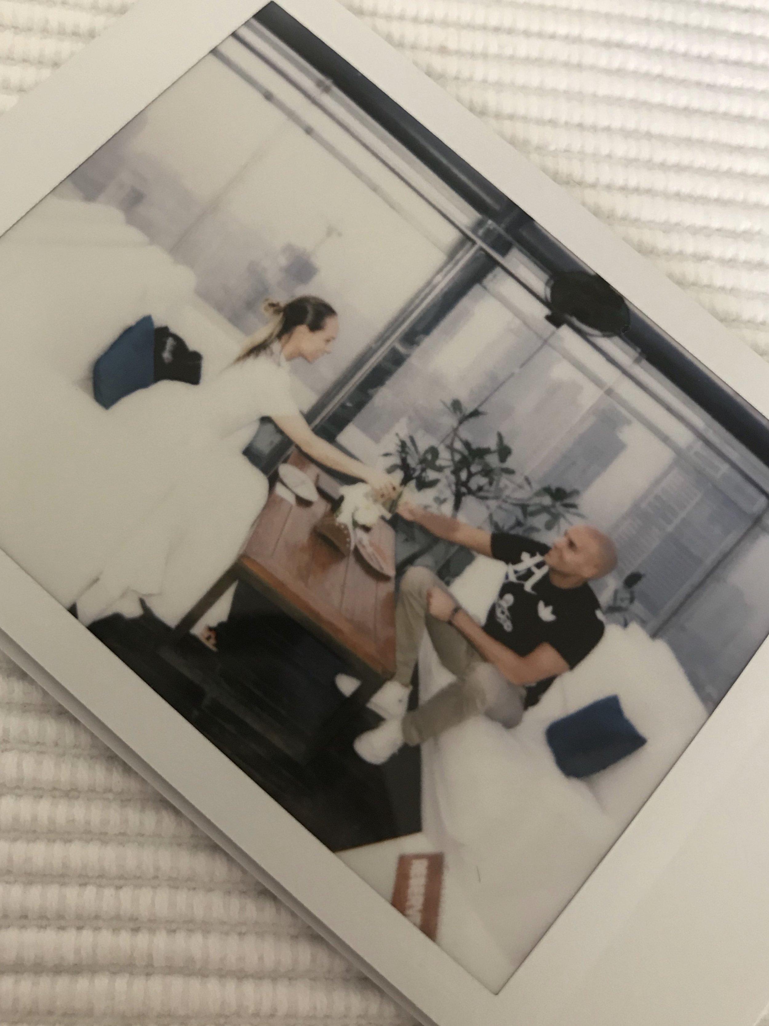 Polaroid X Love