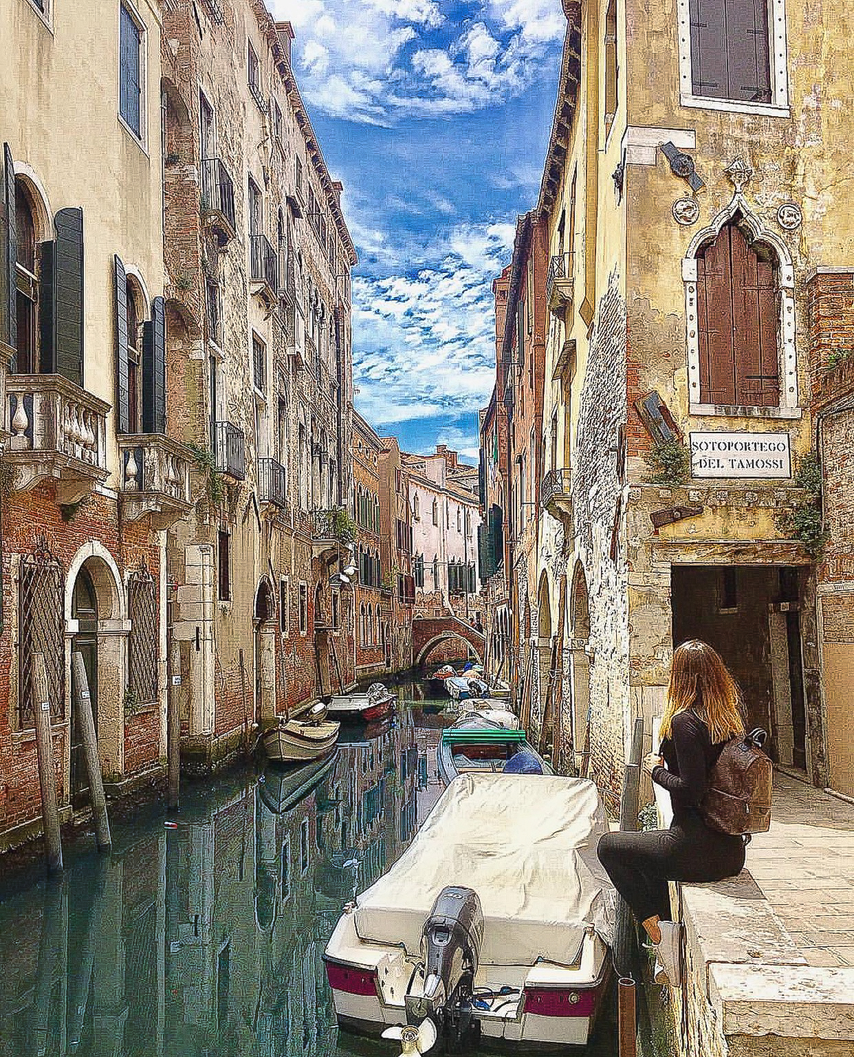 Beautiful Venice travels travel Photo by Linda Haggh.jpg
