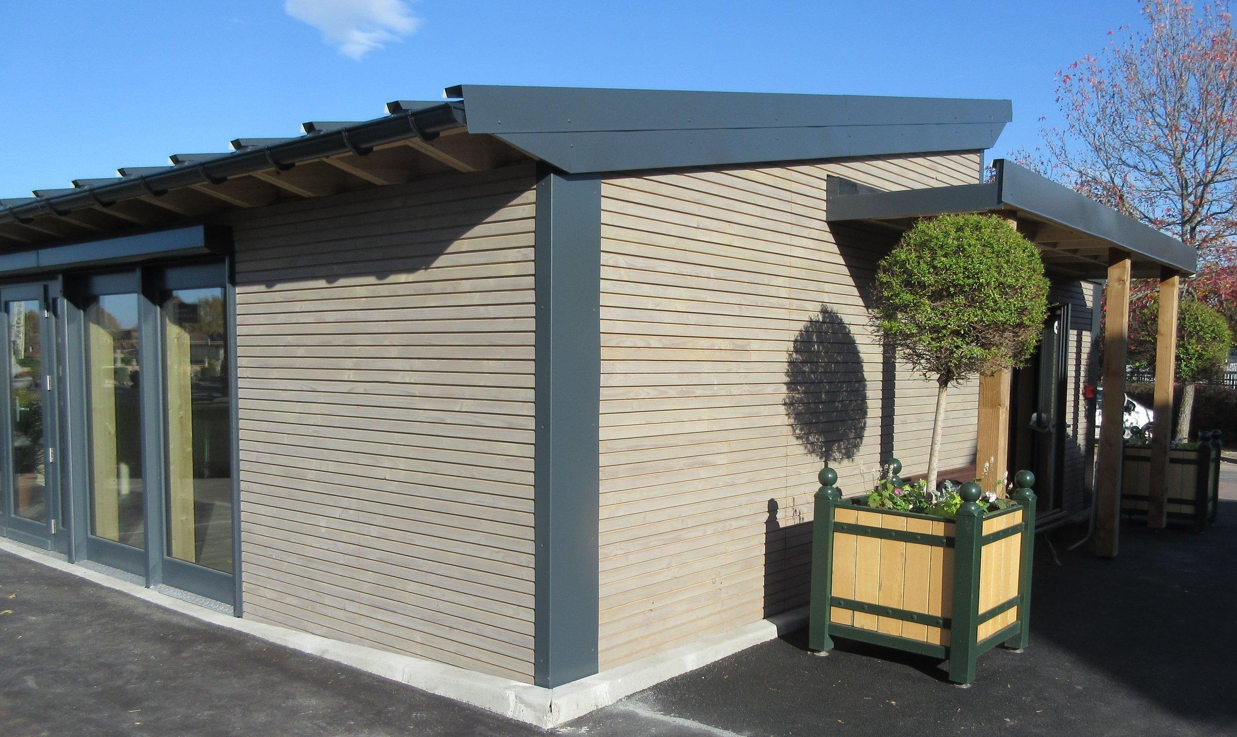 ERP déménageable démontable bois bio-sourcé Agilcare Maison Qui Déménage