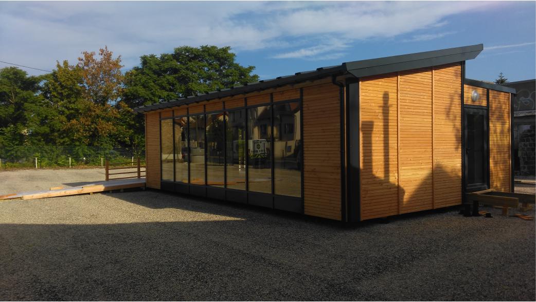 Maison du projet Poissy
