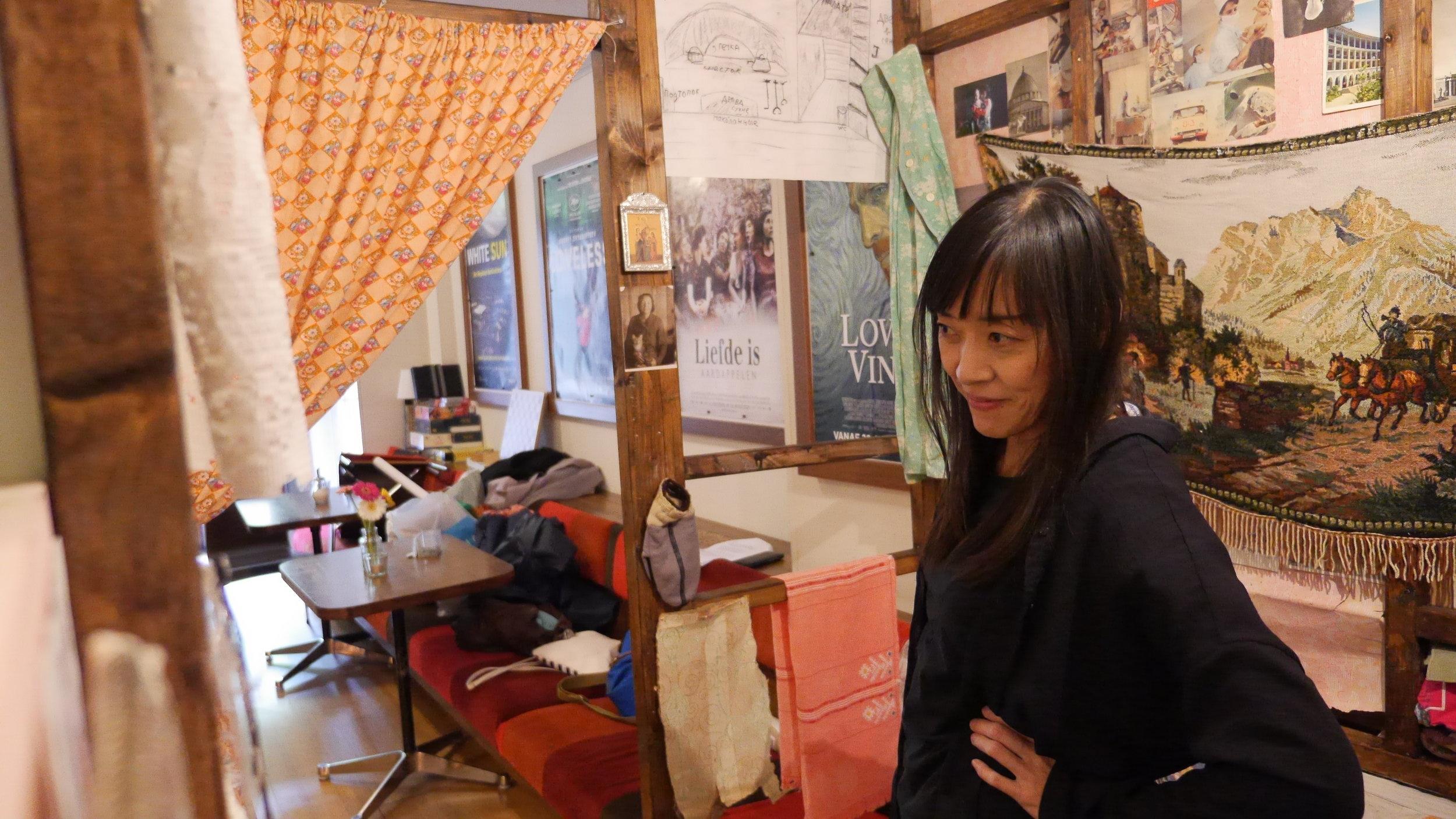 www.chikahome.nl - website of Chikako Watanabe