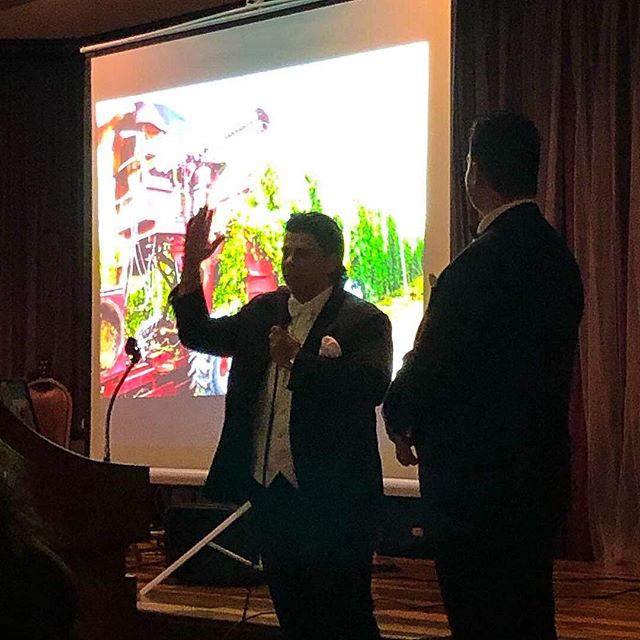 We were truly honored to share a presentation on Matić Farms with the Ambassador of Croatia and the rest of the Croatian Embassy last night !!! Thanks to everyone for their support !  #agriculture #croatia #croatian #hops #hopfarm #craftbeer #ohiobeer #entrepreneur