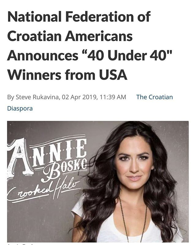 Matić Brothers doing things ! Probably the only farmers to ever be on the list haha !... Thank you so much to everyone involved with this, it is such an honor. God Bless ! . . #agriculture #craftbeer #craftbeerlover #farming #beer #entrepreneurship #entreprenuer #croatia #croatianamerican