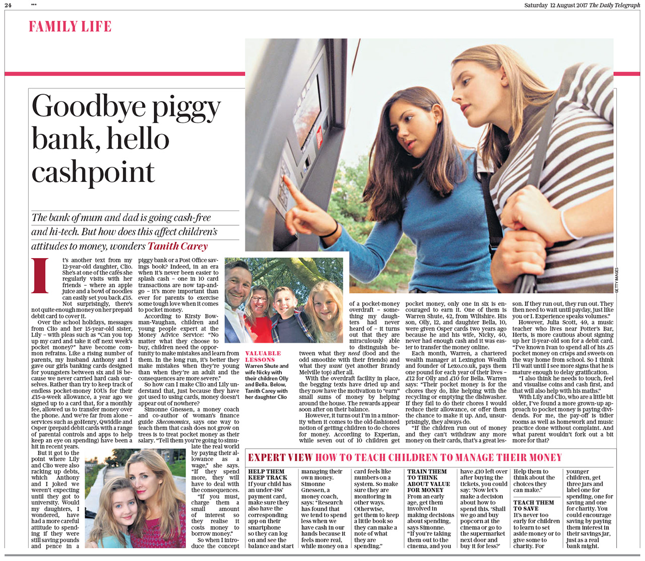 F_P Daily Telegraph August 12th 2017.jpg