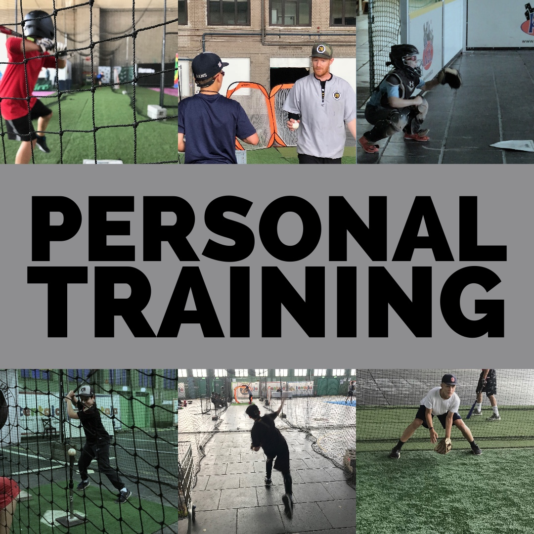 TRAINING - We offer training for all ages and skill levels. For players just getting started to those who have high aspirations to advance in baseball we offer everything you need to achieve your baseball goals!