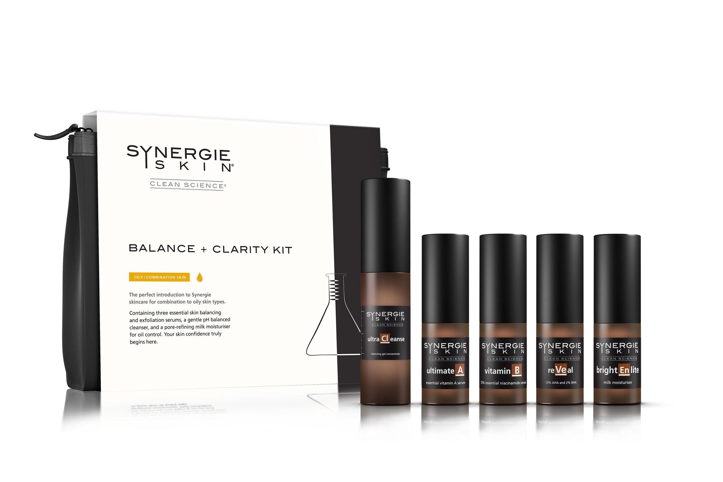 balance & clarity kit