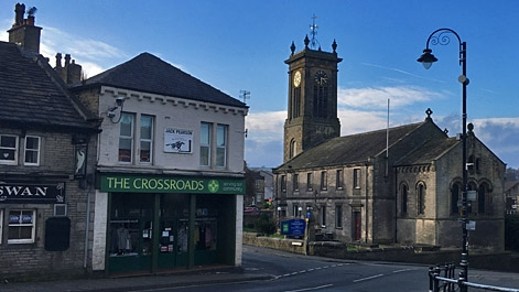 The Crossroads shop