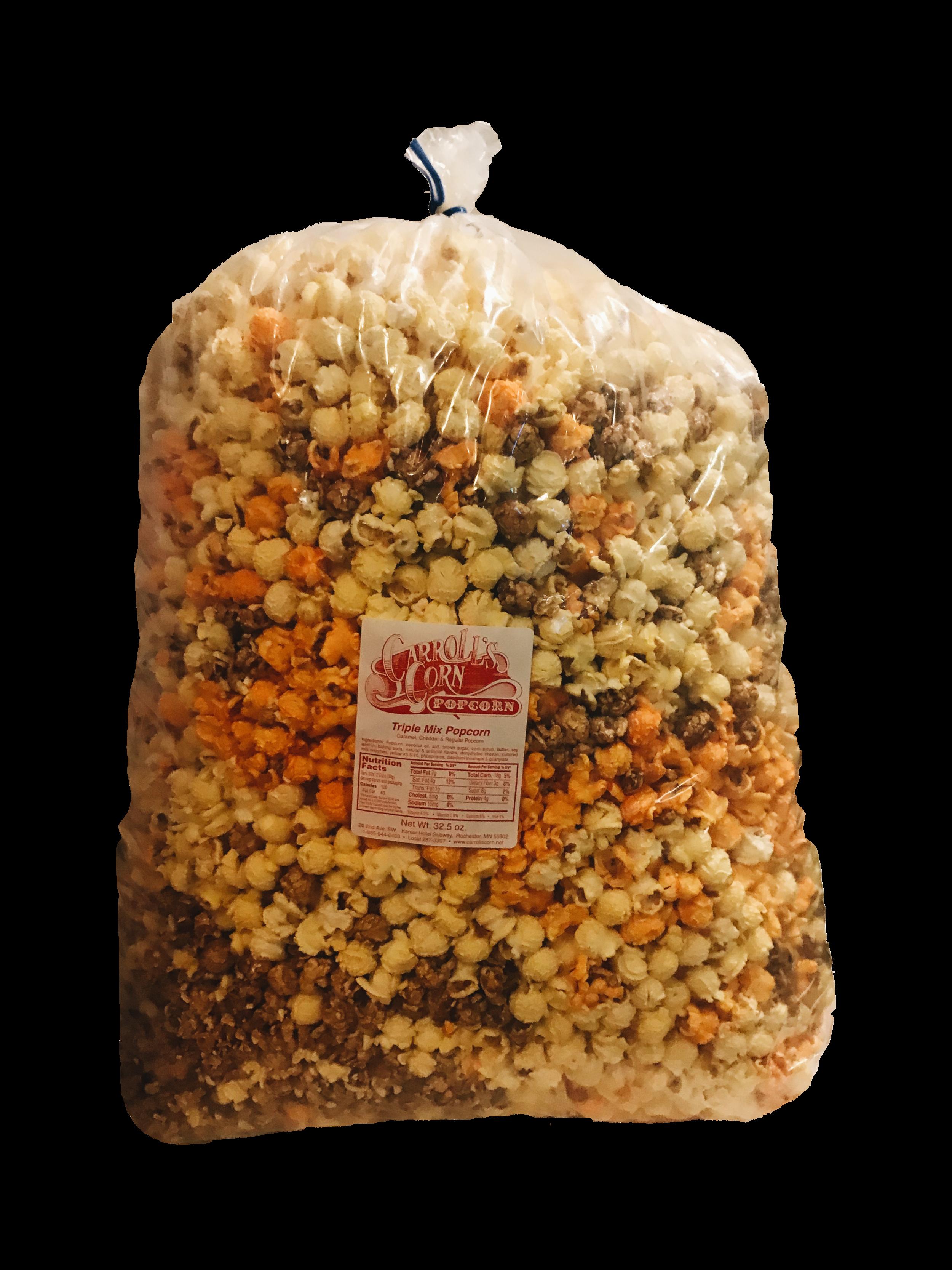 Gourmet Popcorn - Carroll's Corn