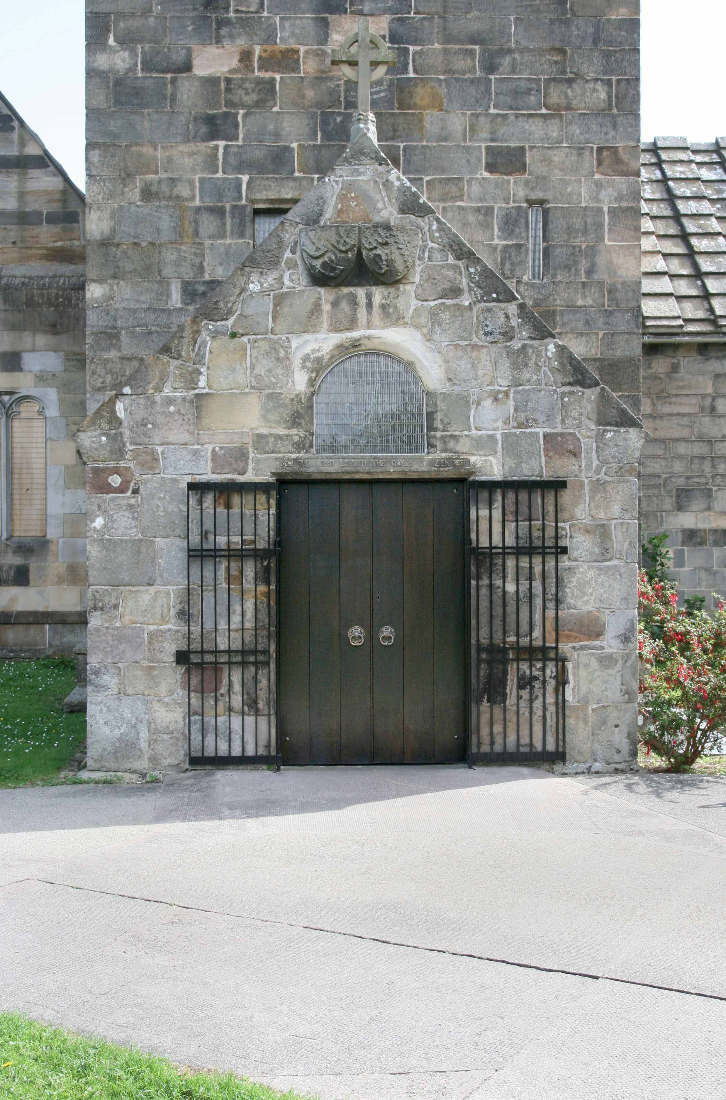 Conservation works and replica furniture, Corstorphine parish Kirk, Edinburgh.