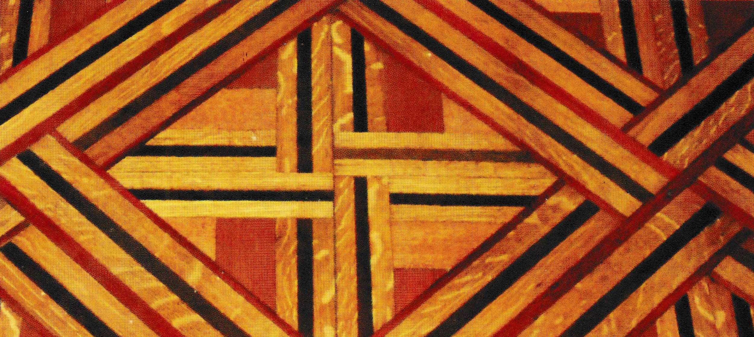 Conservation of wooden floor element, Mansfield Traquair, Edinburgh.