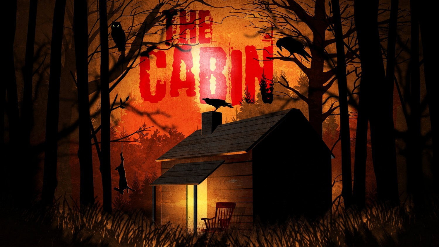 the cabin - OPEN NOW AT GRAINGER STREETIf you go down to the woods today you are in for a big surprise.....