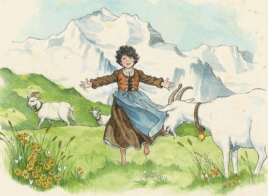 Heidi, looking for her goat milk snack.
