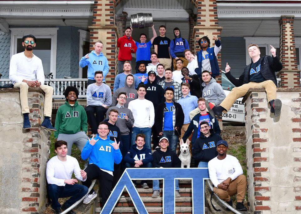 2018 - Delta Pi Brotherhood