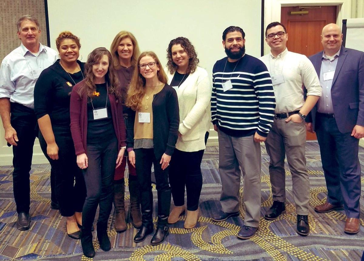 NGLA Advisor Academy class of 2019