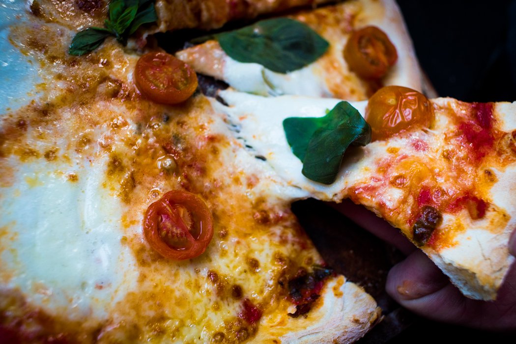 MARGARITA - Buffalo Mozzarella, Tomato & Fresh Basil