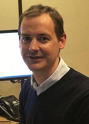 Dr Glenn Nielsen, Neurophysiotherapist