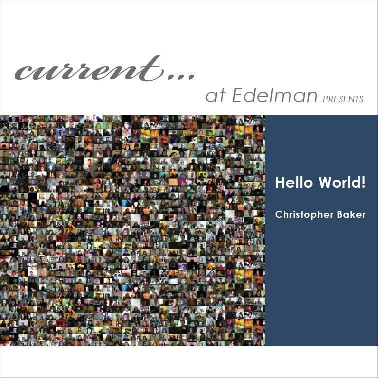 Christopher Baker: Hello World!