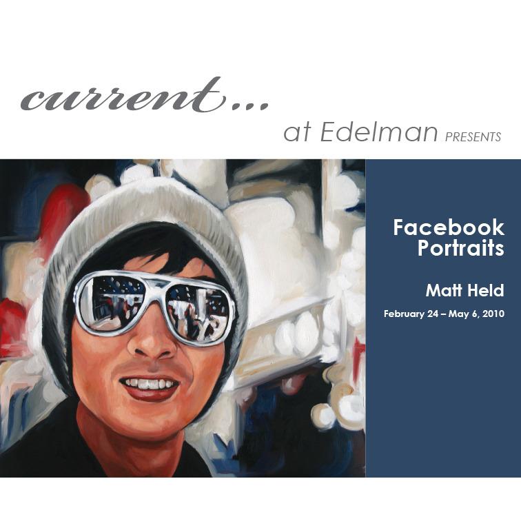 Matt Held: Facebook Portraits