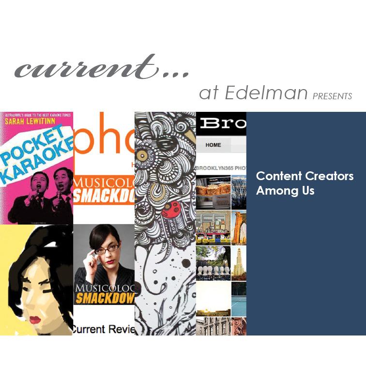 Content Creators Among Us
