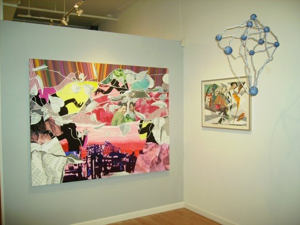 "The ""O!"" Show - Installation View"