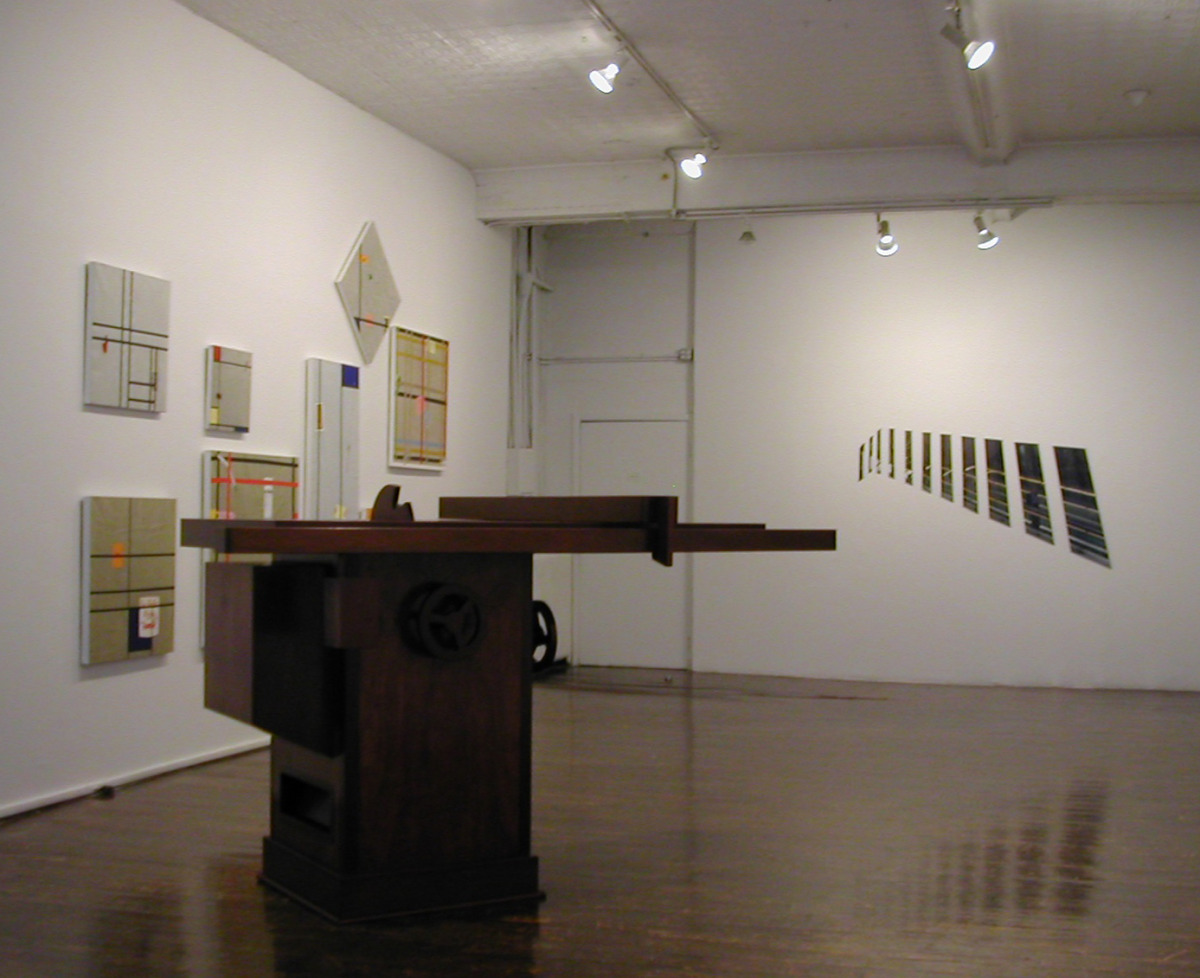 Sly - Installation View, Front Room