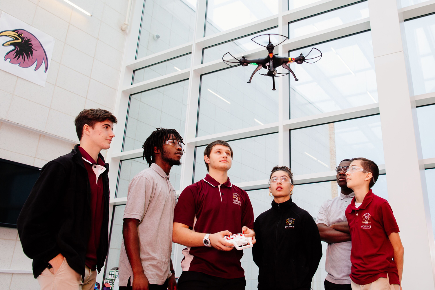 Hands-on Drone Work