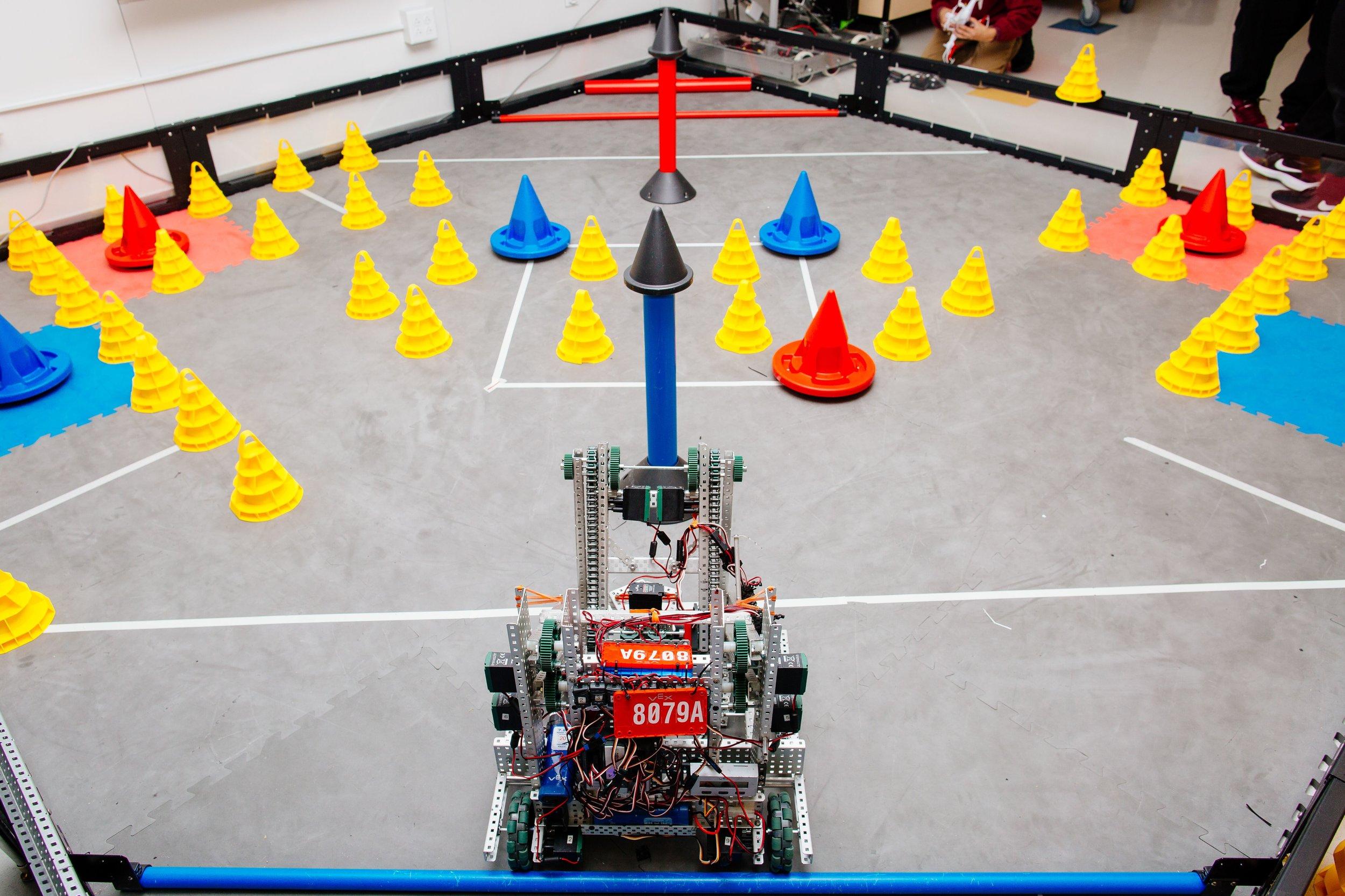 Vex-Robotics Competition