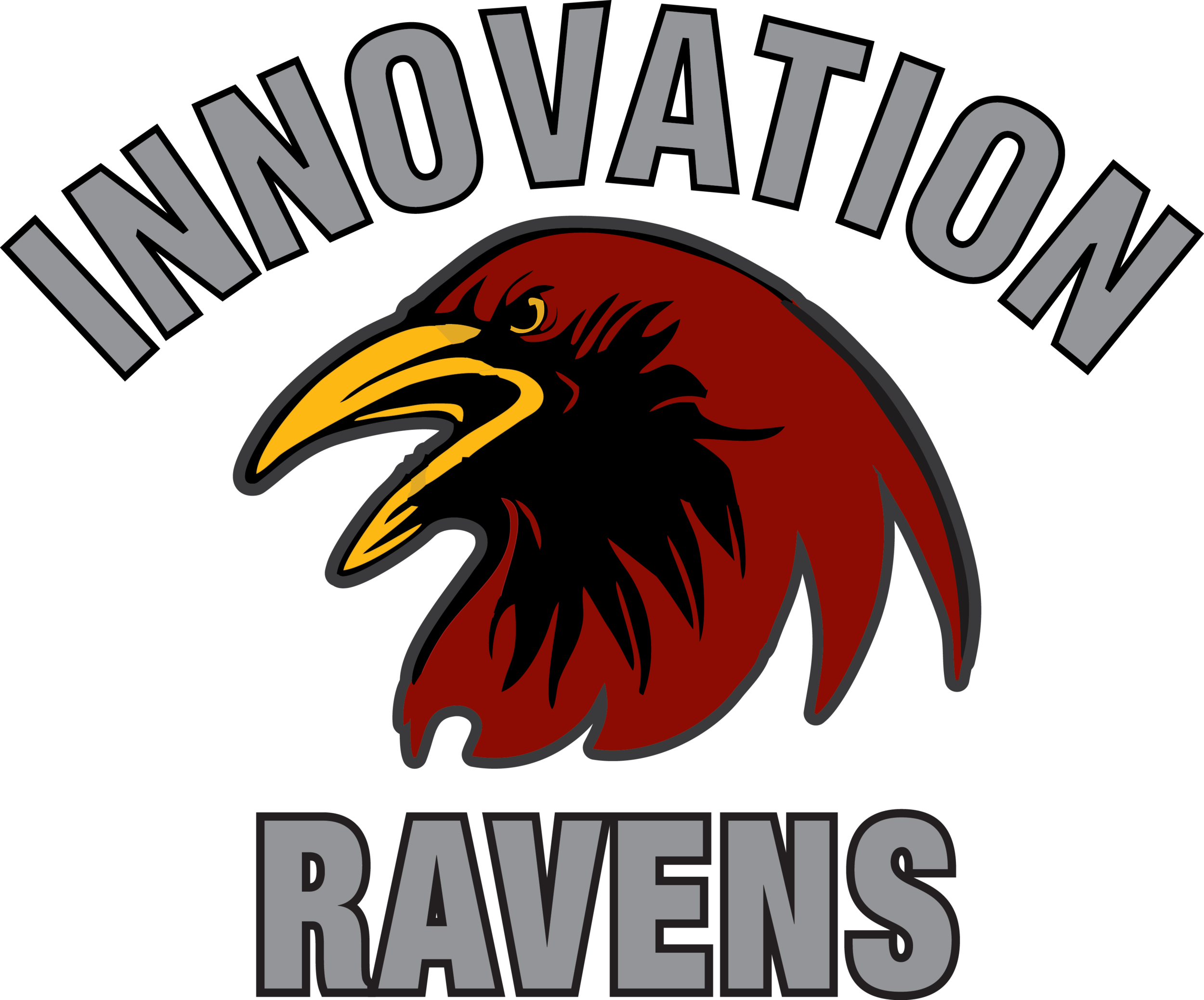 The Innovation Ravens logo