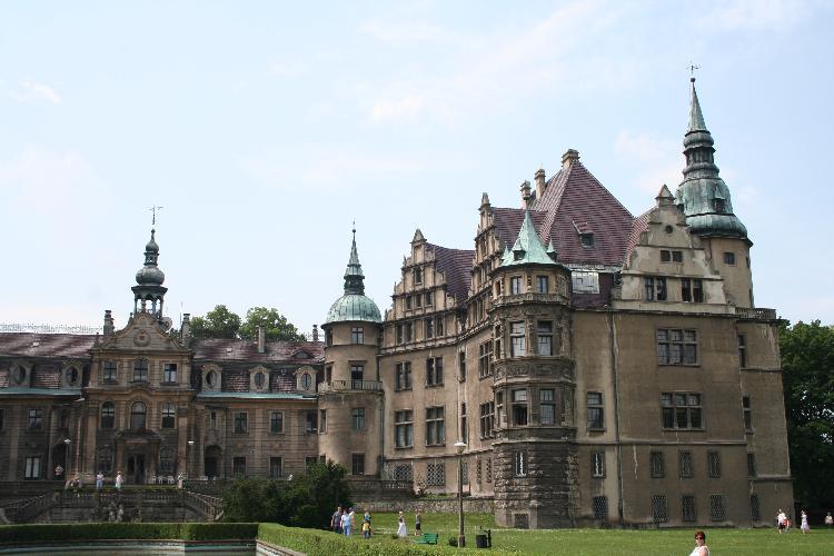 Schloss Moszna (Moschen)