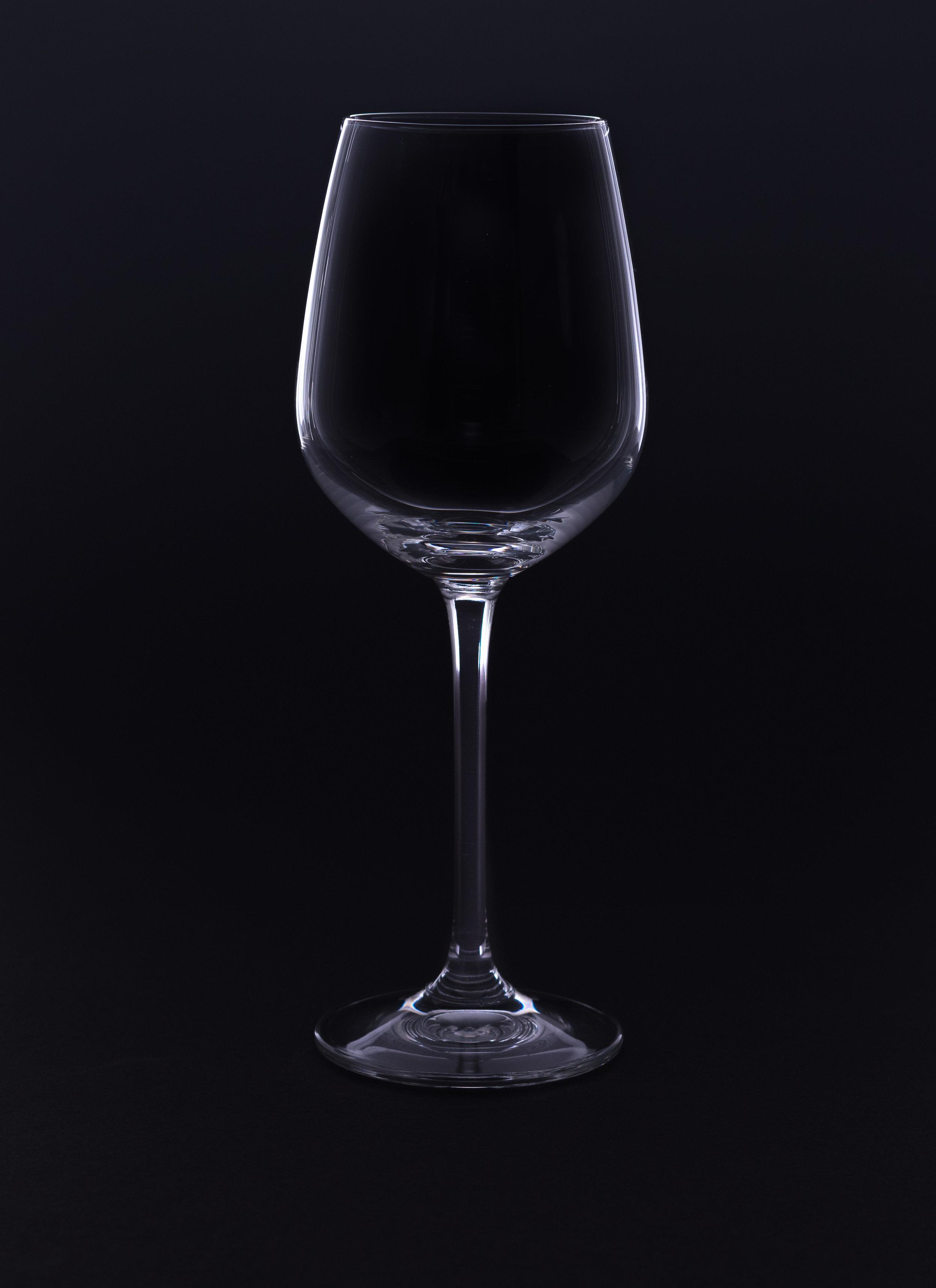 White Wine Glass - Crystal