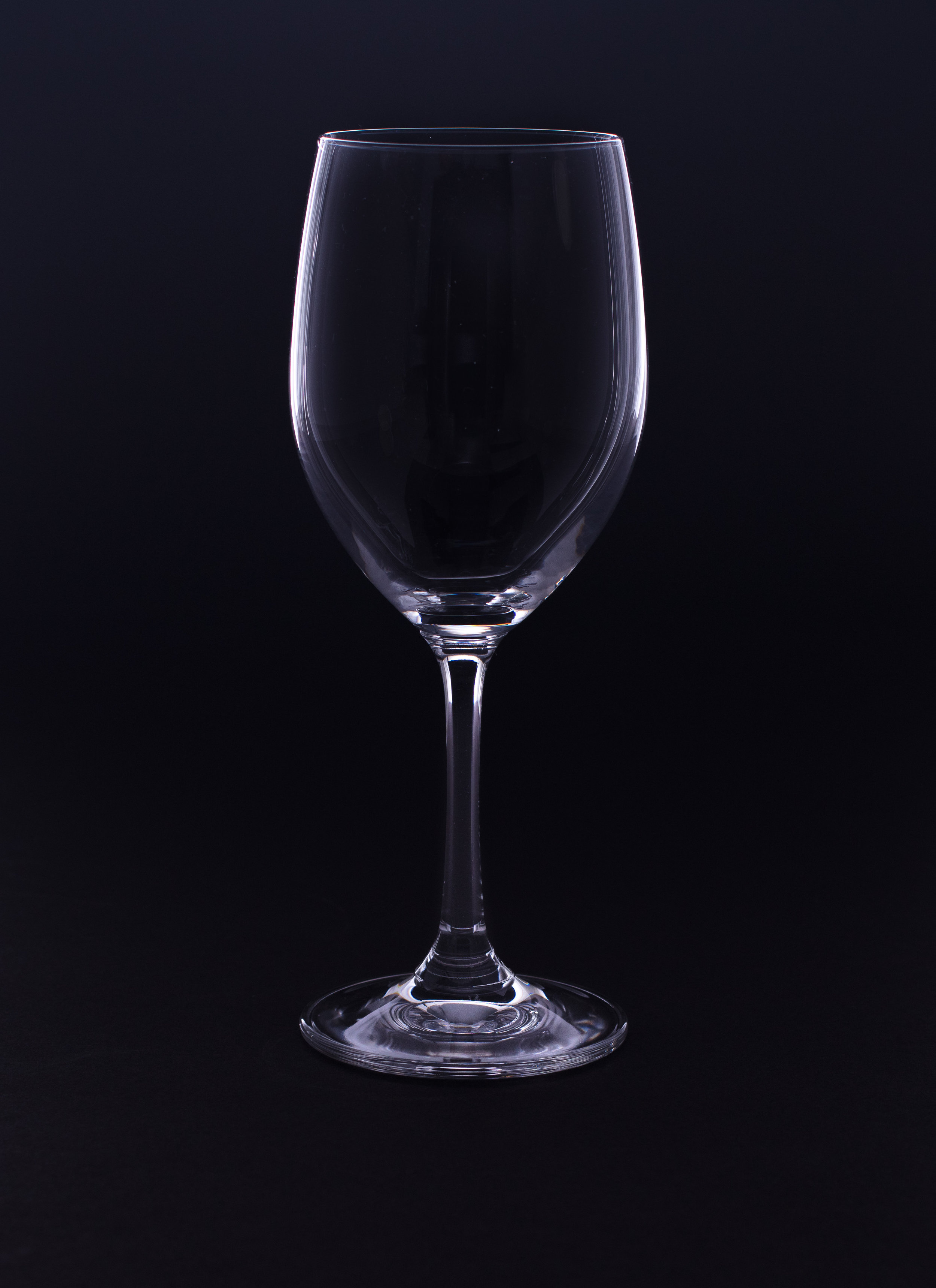 Red Wine Glass - Bar Crystal