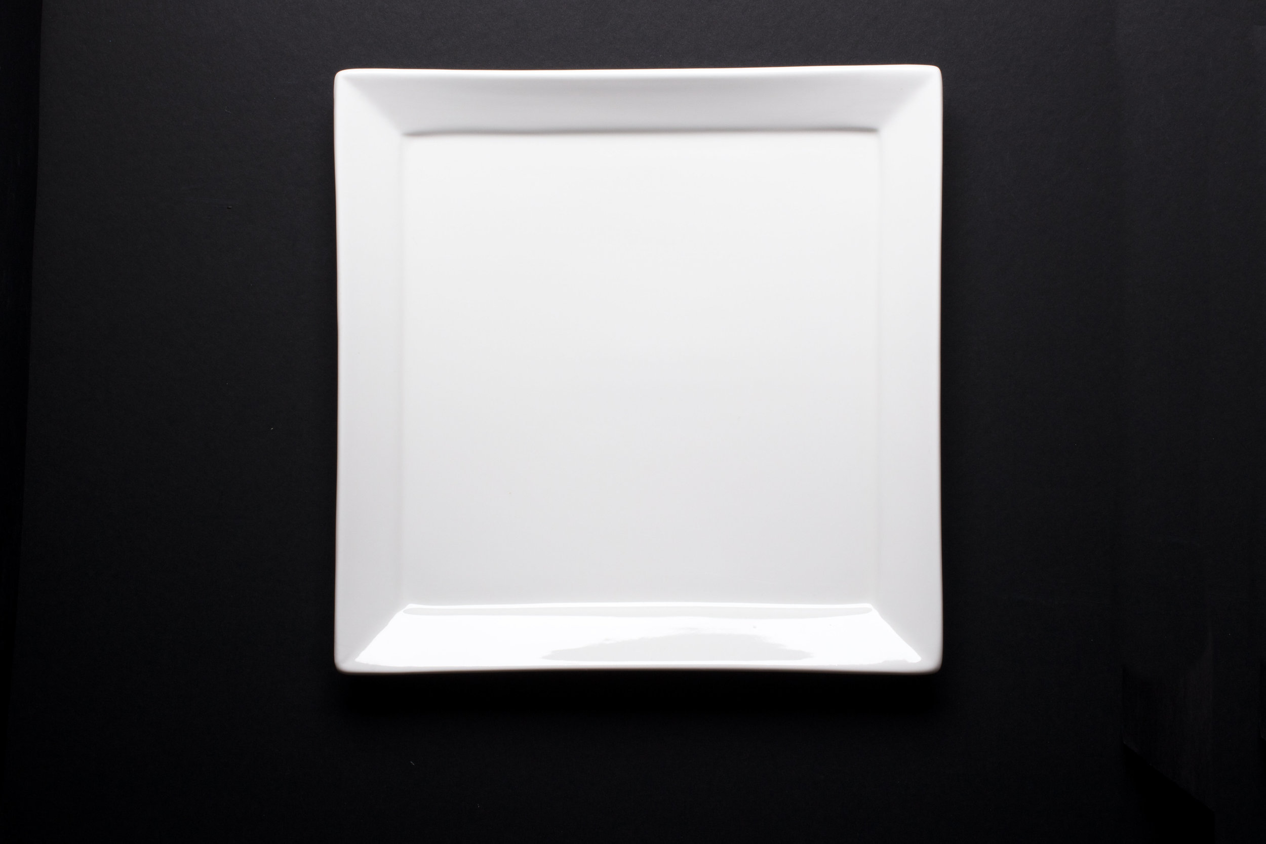"""Sonoma Square Dinner Plate 10""""  Sonoma Square Platters available in 13"""", 14"""" and 17"""""""