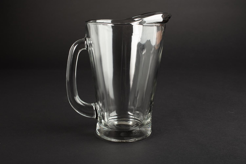 Glass Pitcher 55oz. 1.6L
