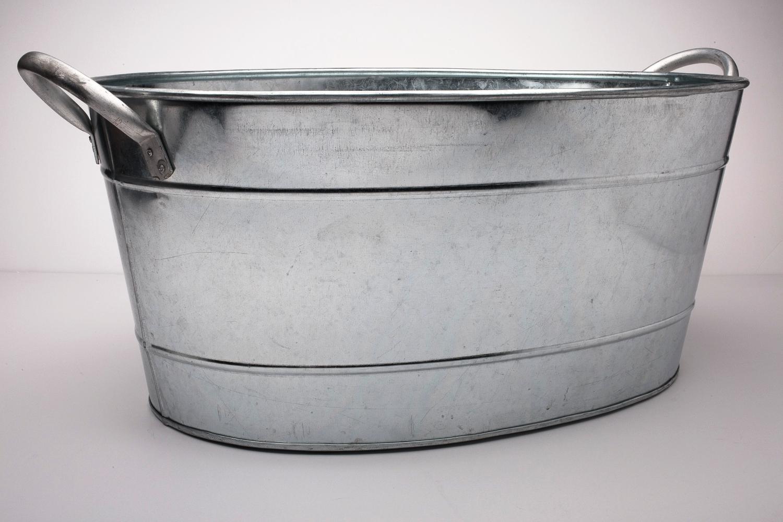 Metal Ice Tub