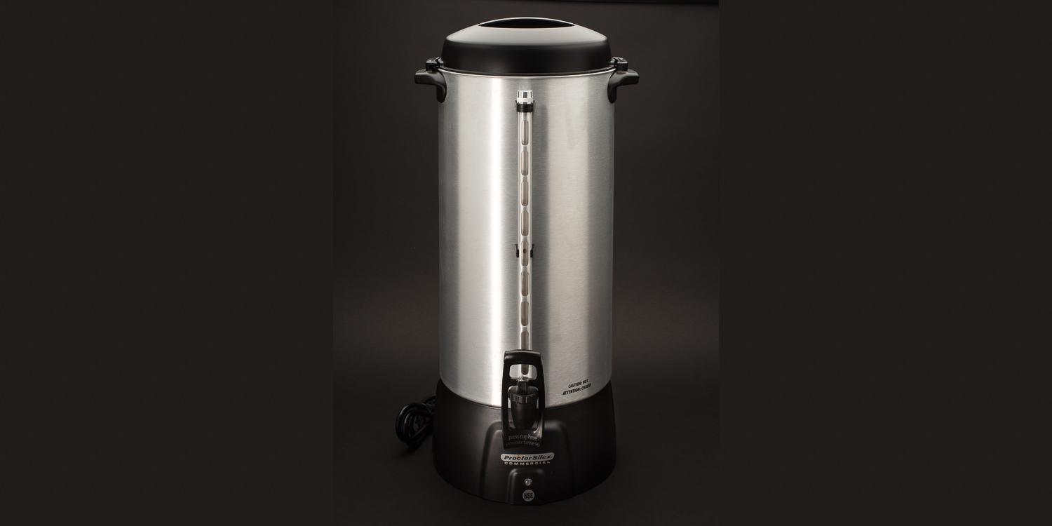 100 Cup Coffee Maker Urn