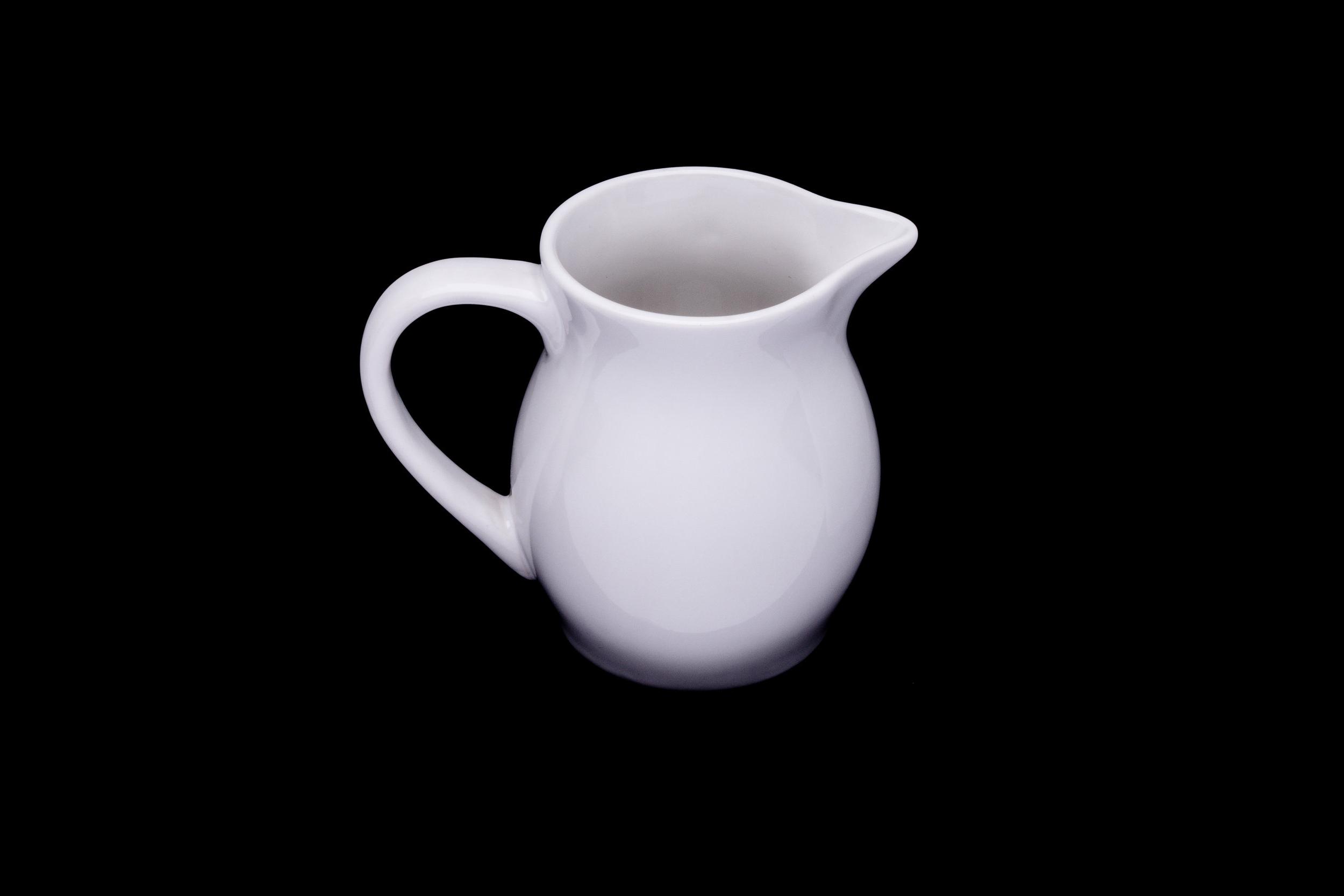 Medium Ceramic Creamer