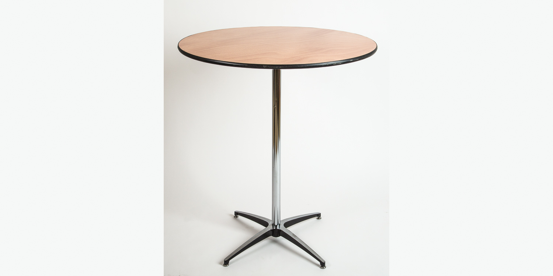"Wood Cruiser Tables: 24"", 36"""
