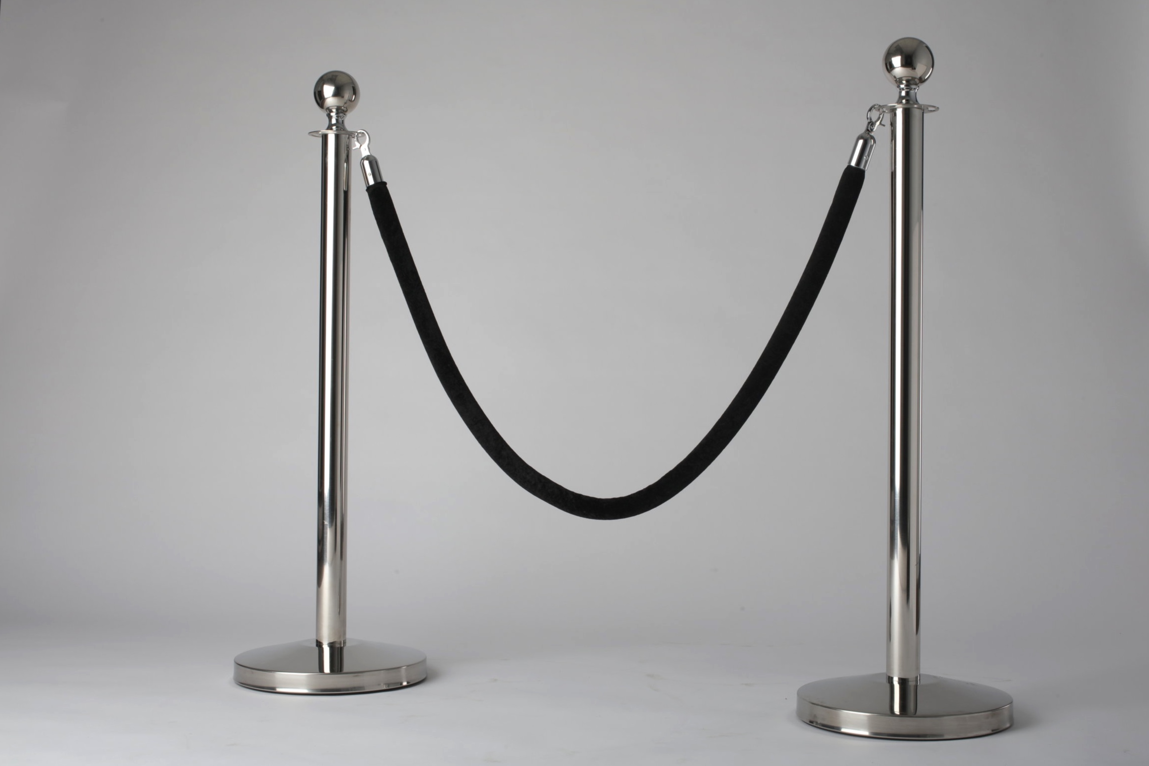 Velvet Rope and Stanchions