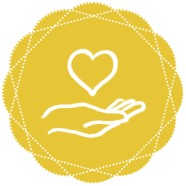 - In a world that encourages giving, receiving gets mistaken for weakness. Exploring ways to open your heart to receive the love and aid you need helps you overcome the darkness of grief.